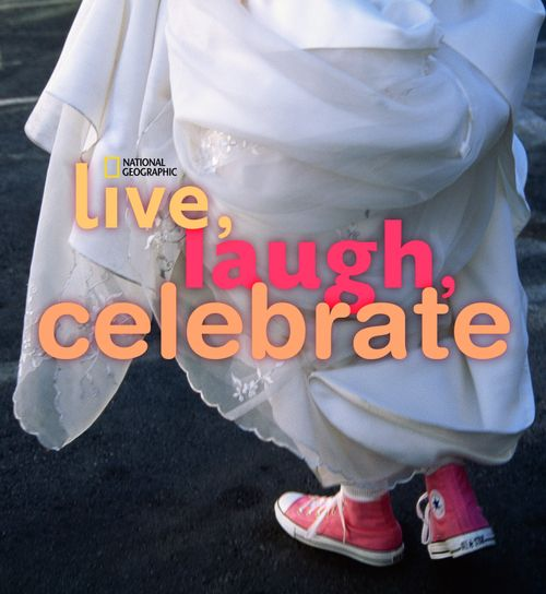 Live Laugh Celebrate cover