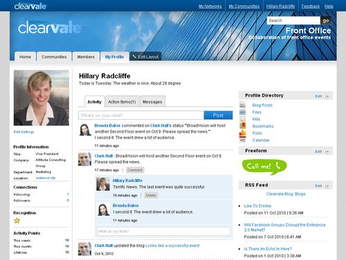 Mystreams-screenshot