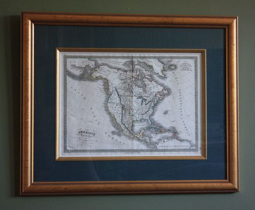Portals and KM: Antique Maps and Prints for Sale