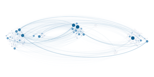 Clearvale Geographic Social Graph