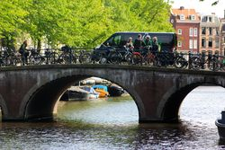 Looking at the Bike Culture of Amsterdam